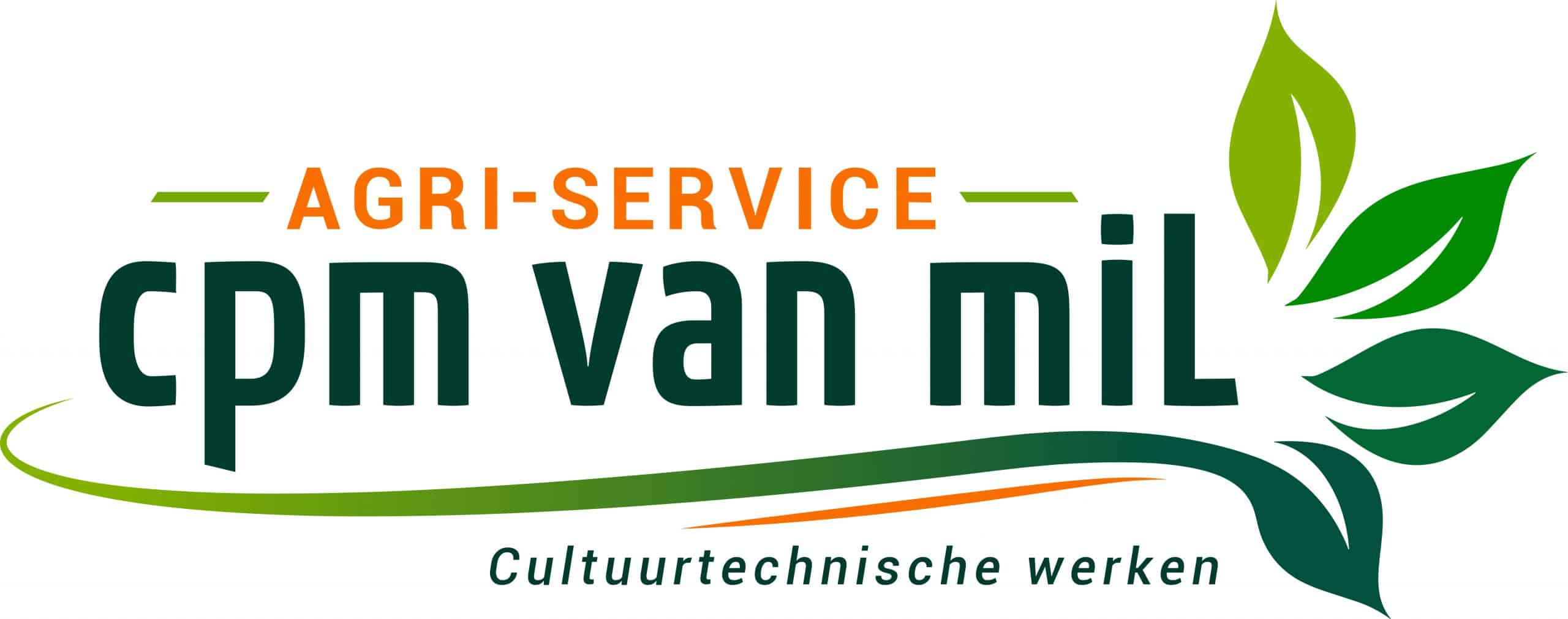 Logo CPM van Mil